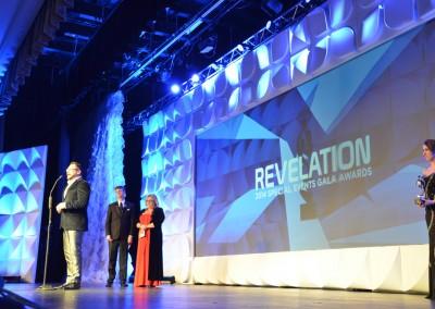 Gala Awards Stage